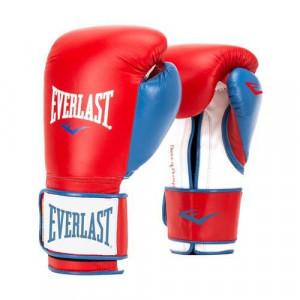 Перчатки тренировочные Everlast Powerlock, синтетическая кожа, 14 OZ Everlast