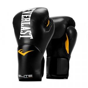 Перчатки боксерские Everlast New Pro Style Elite, Black, 8 OZ Everlast