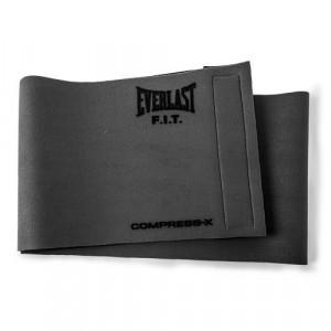 Пояс компрессионный Everlast Slimmer Belt, Grey, Серый Everlast