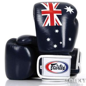 Боксерские перчатки Fairtex BGV1 Australia, 12 OZ Fairtex