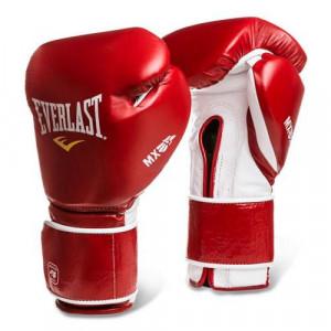 Перчатки Everlast MX Training на липучке, 18 oz Everlast