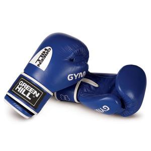 Перчатки боксерские gym, 10 унций Green Hill