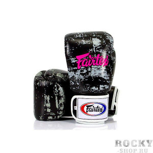 Боксерские перчатки Fairtex BGV1 dark cloud, 18 OZ Fairtex